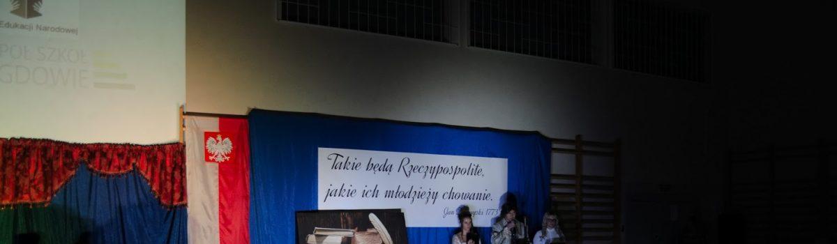 Dzień Edukacji Narodowej wZespole Szkół wGdowie