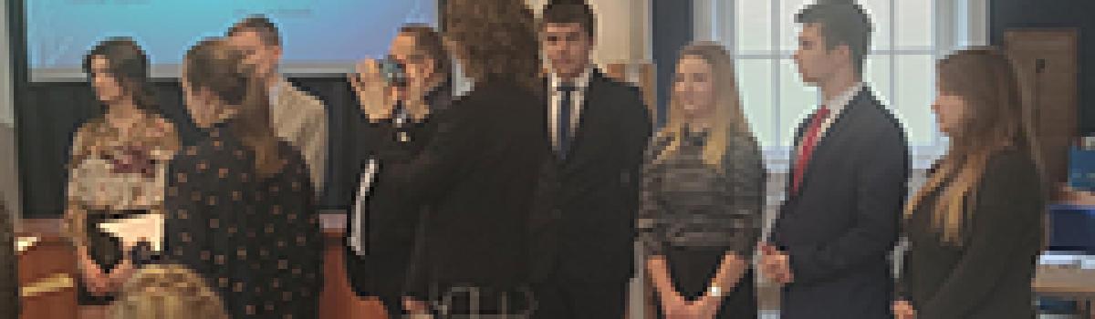 Wręczenie dyplomów stypendystom Prezesa Rady Ministrów